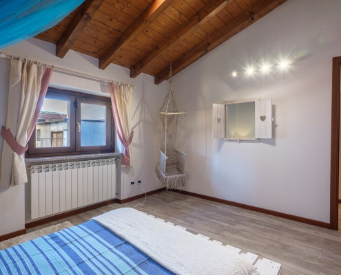 The White House On Lake Maggiore (TWHOLM) - Bedroom #3